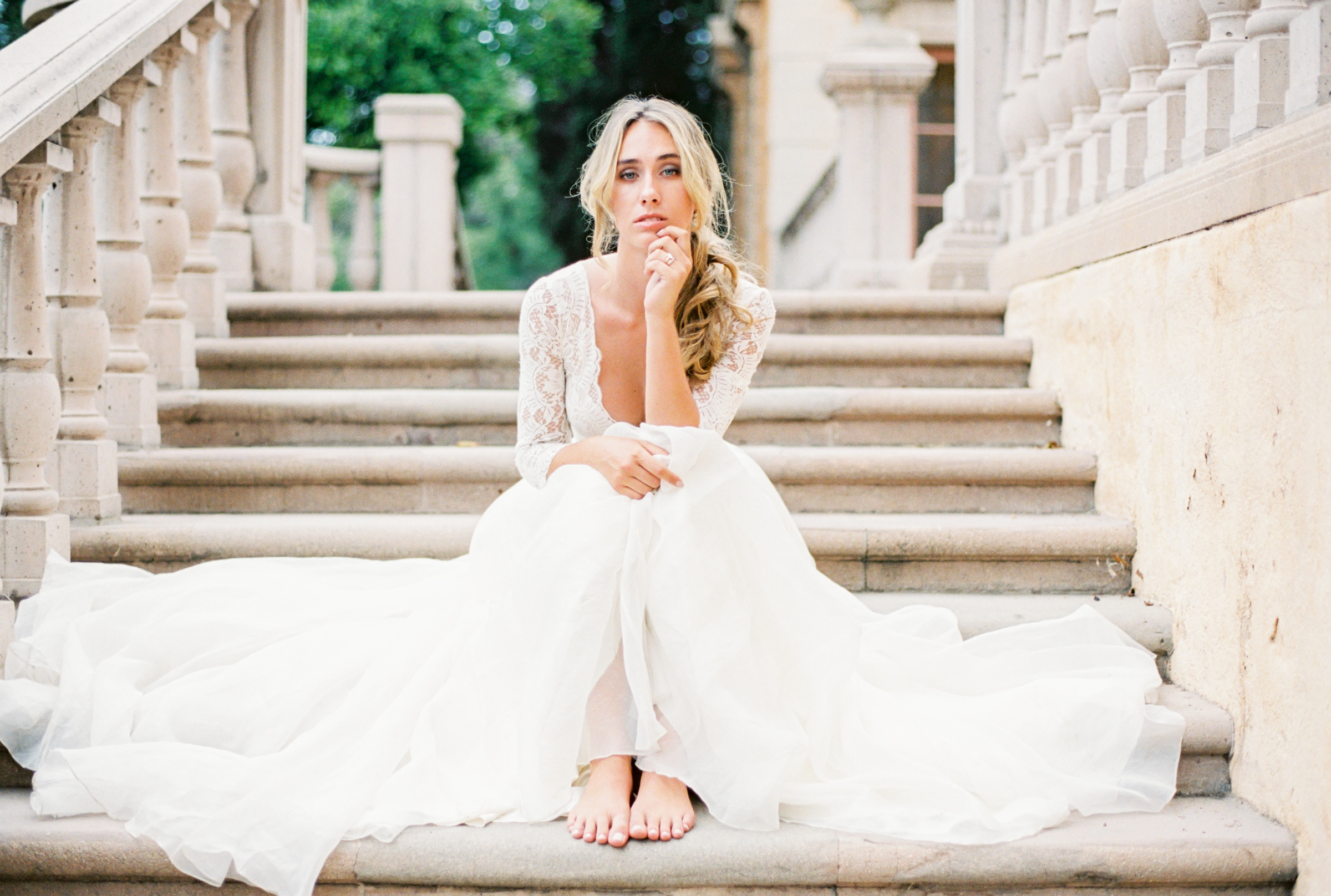 Tuscany Inspired Styled Shoot